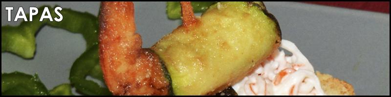 Tapas - Restaurante Torrente